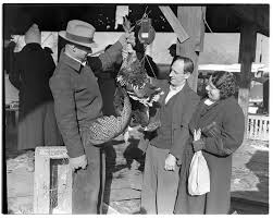 buying thanksgiving turkey from farm market cooch arbor