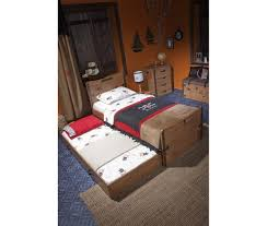 Twin Bed With Pull Out Bed Bedroom Twin Bed With Trundle And Storage Trundle Bed With