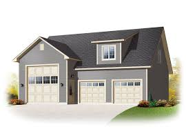 Home Plans With Rv Garage by Garage Plan 76374 At Familyhomeplans Com