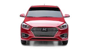 hyundai accent facelift 2018 hyundai accent u s debut in the o c on sale this fall