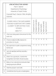 survey template in word customer questionnaire template