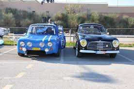 Renault 8 Gordini And Simca 8 Sport Coupe 2 Beautiful French Cars