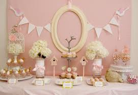 shabby chic baby shower shabby chic baby shower table decorations ideas boda vintage