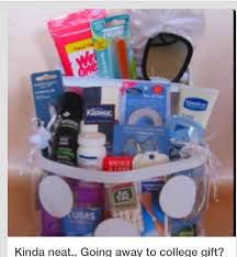 college gift baskets musely