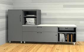 techni mobili computer desk with storage desk storage cabinet techni mobili computer desk with storage and