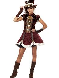 gothic halloween costumes steampunk costume girls gothic halloween costumes