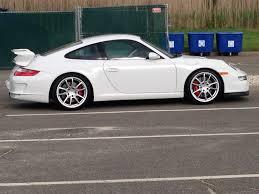 white porsche 911 2007 porsche 911 gt3 carrara white rennlist porsche