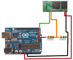 arduino uno hc 06 bluetooth rx u0026 tx voltage 3v3 5v