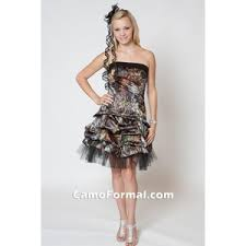 mossy oak camouflage prom dresses for sale camo dresses polyvore