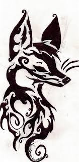 tribal fox by virate freak101 d4lza0v jpg 900 1827