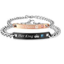 s day bracelet titanium steel chain s day bracelet gift