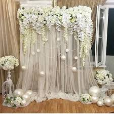 wedding backdrop philippines 18 stunning floral backdrop ideas wedding philippines wedding