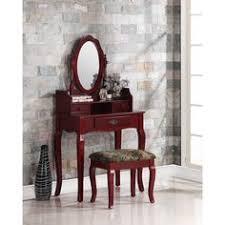 Espresso Vanity Table Espresso Tri Mirror Vanity Espresso Vanity Brown Mirror