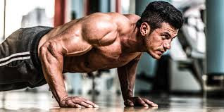 push ups just as good as bench presses muscle evolution