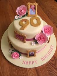 picture book 80th birthday cake idea see more cake and party