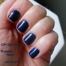 smitten in cleveland opi gel polish russian navy
