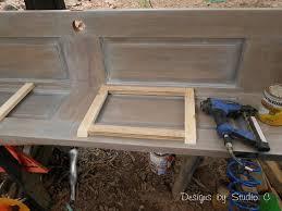 How To Make A Corner Bookshelf Build A Corner Bookcase Using A Door Hometalk
