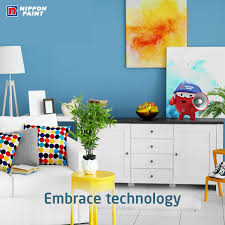 nippon paints not just add life to your homes by adding colour but