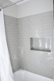 home bloggers home bloggers home tour bathroom styling tips grey subway tiles
