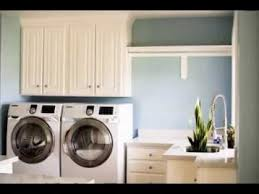 laundry room paint color decorations ideas youtube