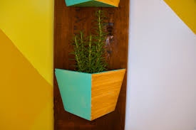 Ikea Wall Art by Herb Wall Art With Salvaged Wood And A Quick Ikea Hack U2013 Myfixituplife