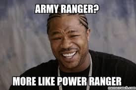 Army Ranger Memes - army ranger