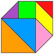 tangram puzzle 32 best tangrams images on puzzles geometry and