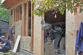 straw bale cottage rises in south berkeley u2013 east bay times