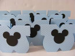 como hacer invitaciones de mickey mouse para baby shower home