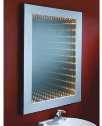 bathroom cabinets led backlit mirror with border bathroom