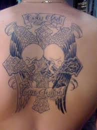 only god can judge me tattoos tattoos and com