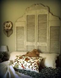 double bed headboard foter