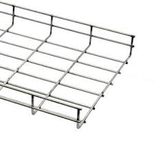 Cable Tray Under Desk Wire Mesh Cable Tray Chatsworth Products