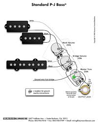 Fender Strat Guitar Wiring Diagrams Fender P Inside Jaguar Bass Wiring Diagram Wordoflife Me