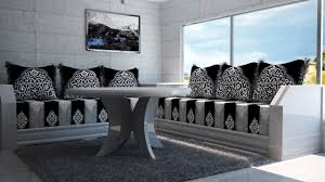 deco salon marocain étourdissant salon marocain nimes avec meuble tv salon marocain