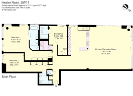 Harrods Floor Plan Hester Road London Sw11 3 Bed Flat For Sale 3 950 000