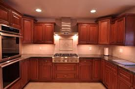 cherry kitchen ideas modern style kitchen backsplash cherry cabinets cherry kitchen