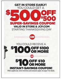 jcpenney black friday ad posted for 2015 bestblackfriday