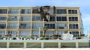 daytona beach hotels struggle after hurricane matthew orlando