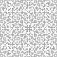 vector background modern pattern tangled modern pattern stock vector illustration of morocco 77647425
