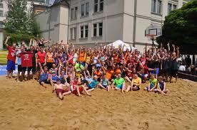 Medfachschule Bad Elster 2015 U2013 Beachbasketball Plauen