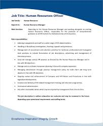 profile of hr manager human resources manager duties hr development manager job