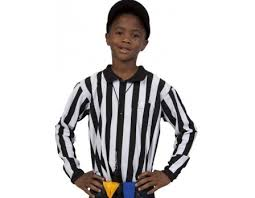 referee costume children s sleeve football referee shirt specials discounts