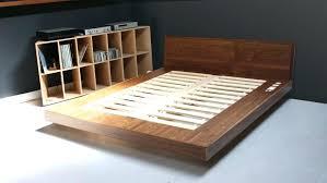bed designs plans floating bed plans floating bed construction fin soundlab club
