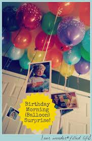 best 25 birthday room surprise ideas on pinterest photo collage