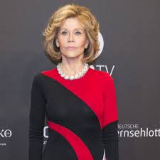 when did robert redford get red hair jane fonda fell in love with robert redford on all their early