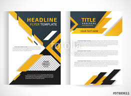brochure design templates for education flyer brochure design template abstract editable site for business