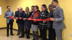 ohio state ribbon age friendly columbus hosts ribbon cutting to celebrate new