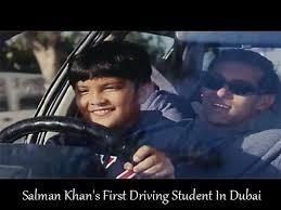 Driving School Meme - salman khan trolled for inaugurating a car driving school in dubai