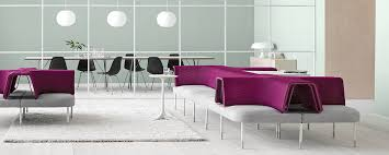 Pink Office Furniture by Public Office Landscape Office Furniture System Herman Miller